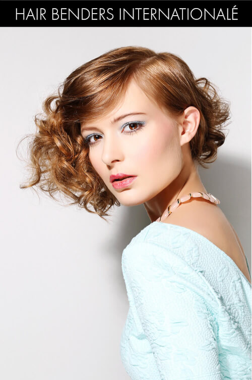 Vintage Romantic Hairstyle for Spring