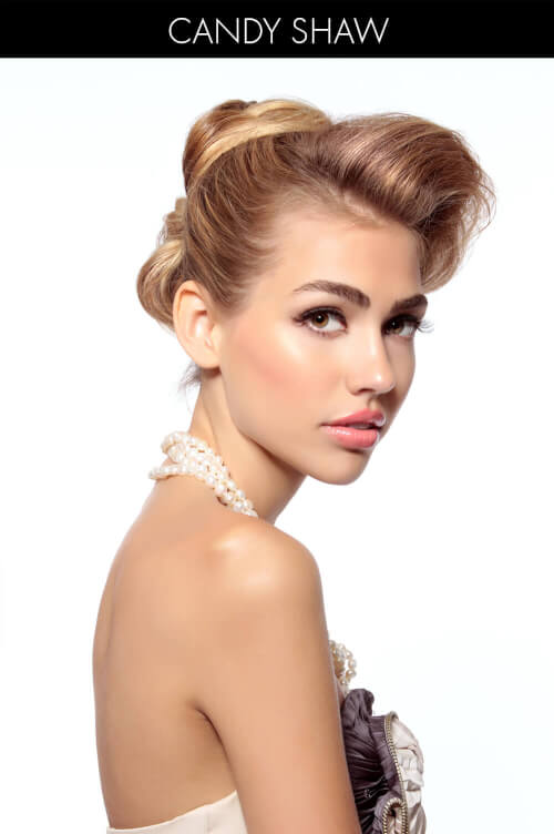 Triple Bun Hairstyle for Summer