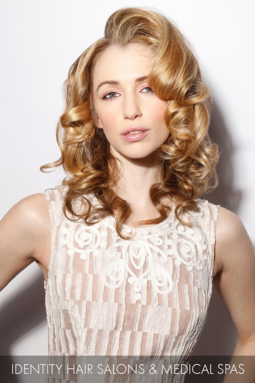 Beige Blonde Hair Color for Fall