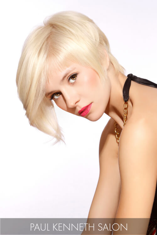 Long Pixie Bob Hairstyle for Winter