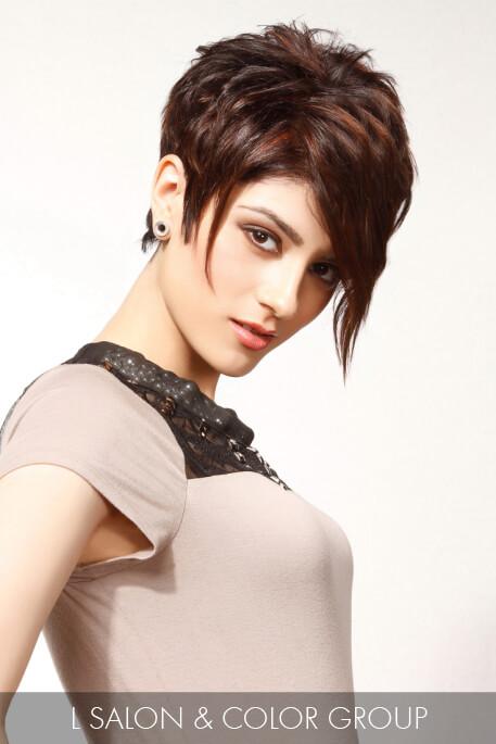 Multi Tonal Brunette Hair Color for Winter