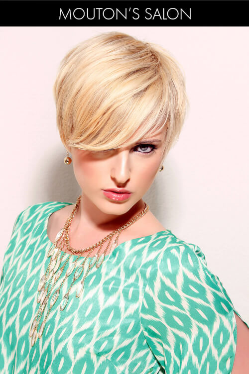 Rich Butter Blonde Hair Color for Spring