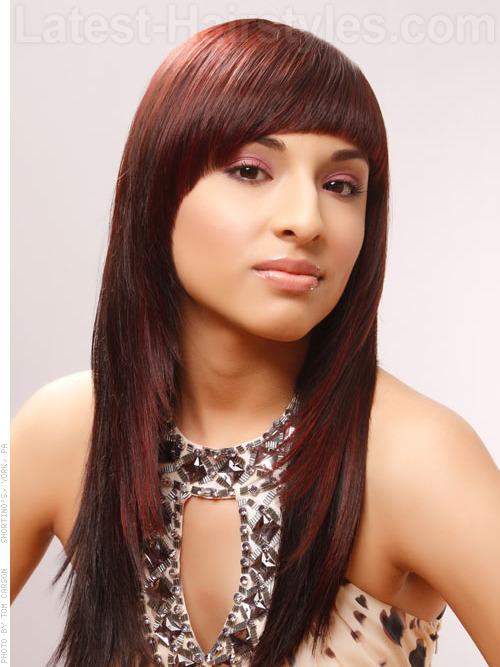 Enjoyable Hot Hair Alert 20 Gorgeous Hairstyles For Long Straight Hair Short Hairstyles Gunalazisus
