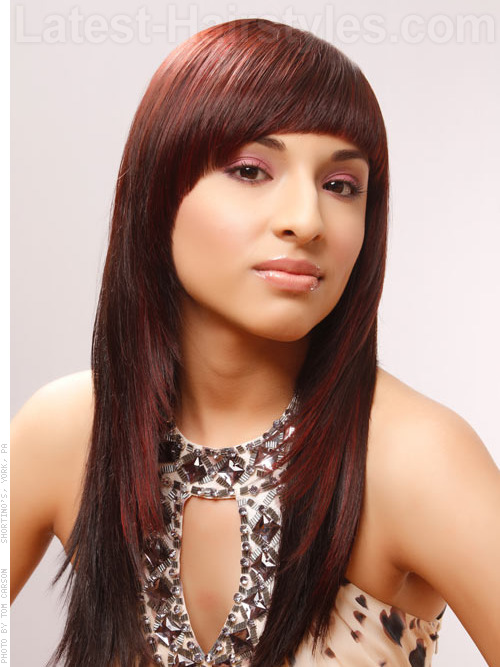 Fabulous Hot Hair Alert 20 Gorgeous Hairstyles For Long Straight Hair Short Hairstyles Gunalazisus