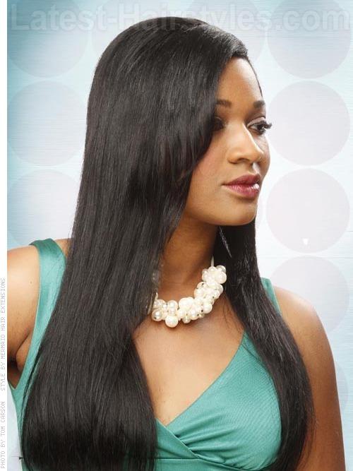 Swell Hot Hair Alert 20 Gorgeous Hairstyles For Long Straight Hair Short Hairstyles For Black Women Fulllsitofus