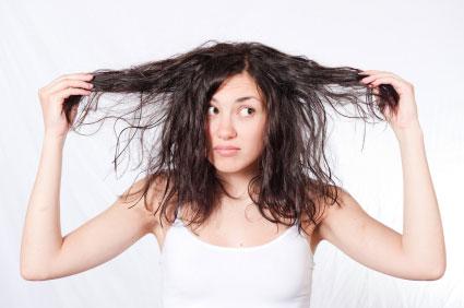 Dry shampoo products