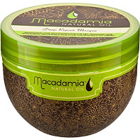macadamia oil for pool hair