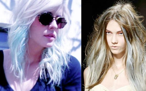 pastel hair trend
