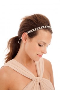 bridal chain link band