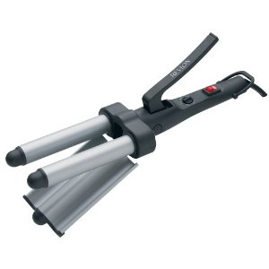 Revlon 3-barrel jumbo waver