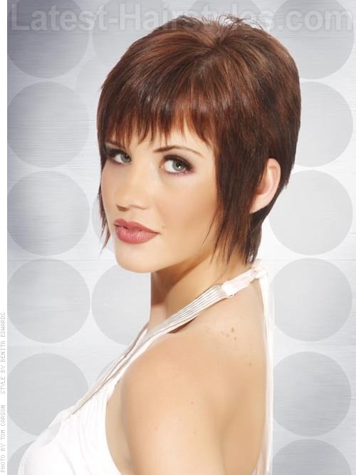 Short Hairstyles For Fall Short Hairstyle Trends Ideas