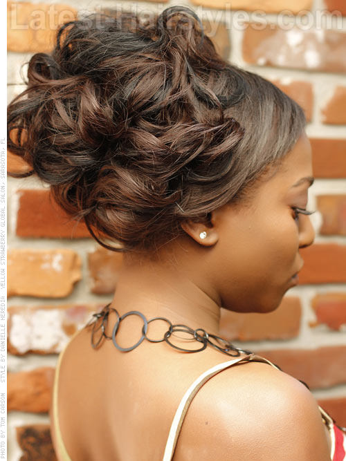 Be The Belle Of The Ball 10 Homecoming Hairstyles