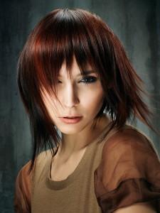 neutral color blocked hair 2