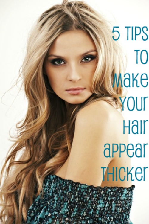 haircuts to make hair look thicker get thicker hair 5 tips to make your hair appear thicker 1701