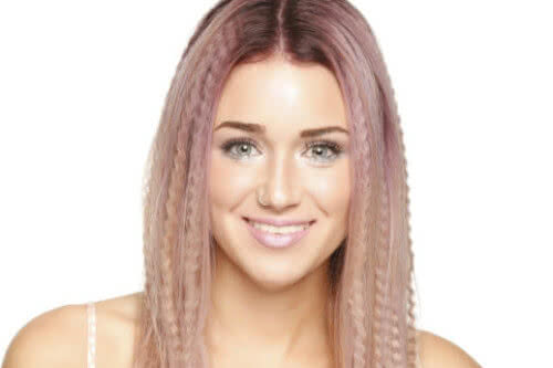 Cute Easy Crimped Long Hairstyle