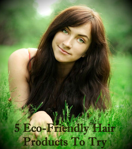 eco-friendly hair products
