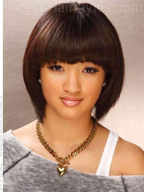 Swell Top 26 Short Bob Hairstyles Amp Haircuts For Women In 2017 Hairstyle Inspiration Daily Dogsangcom