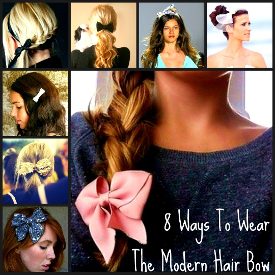 hair bow inspiration mix