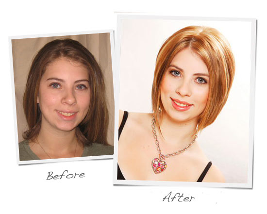 extreme hair makeover miracle
