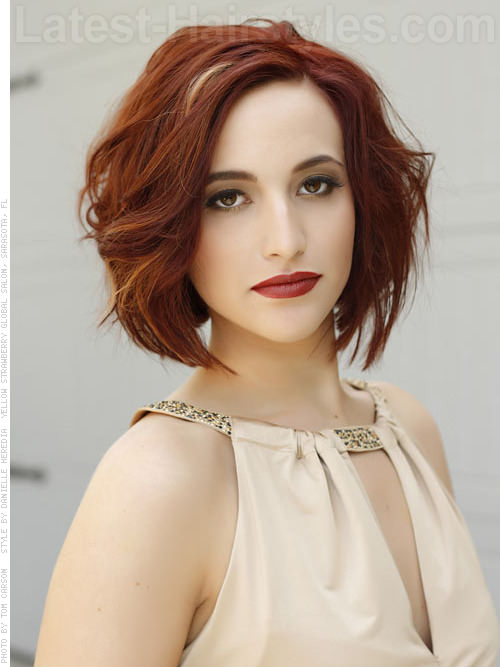 Awesome 30 Of The Most Exquisite Medium Length Bob Hairstyles Ever Short Hairstyles Gunalazisus