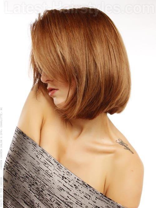 Awe Inspiring Top 26 Short Bob Hairstyles Amp Haircuts For Women In 2017 Hairstyles For Men Maxibearus