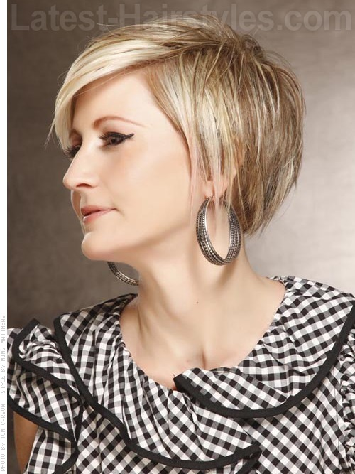 Cool Top 25 Short Choppy Hairstyles Amp Haircuts For Women In 2017 Hairstyles For Men Maxibearus