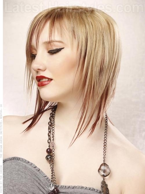 Amazing 30 Of The Most Exquisite Medium Length Bob Hairstyles Ever Hairstyle Inspiration Daily Dogsangcom