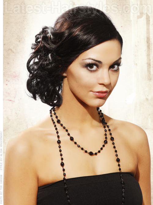 The Roaring Twenties Prom Hairstyles For Medium Length Hair