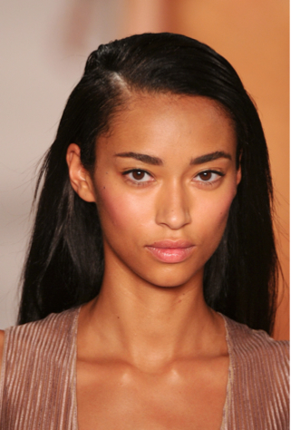akris runway hair trends