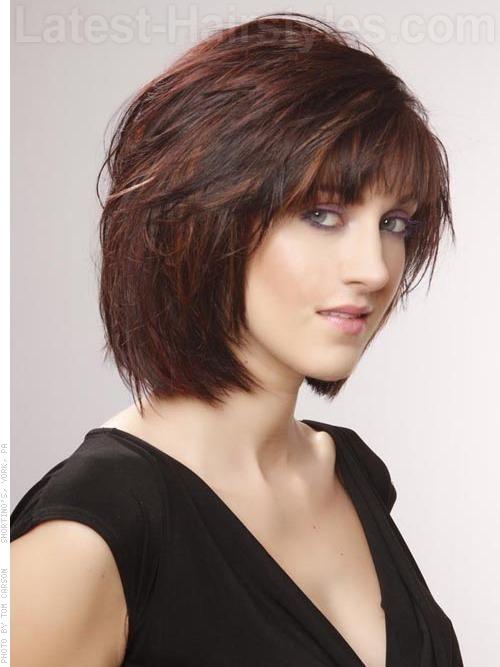Amazing 10 Cute Short Chin Length Hairstyles Short Hairstyles For Black Women Fulllsitofus
