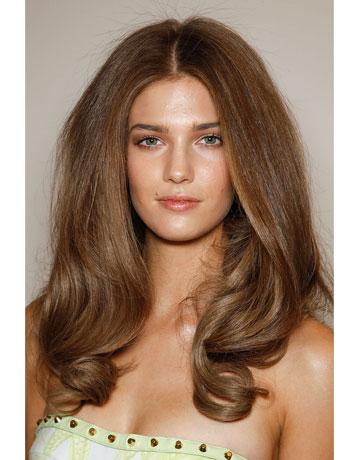versace hair trends