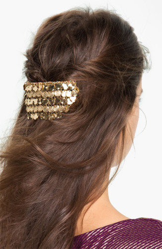 hair barrette for prom