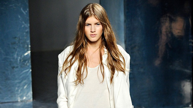2012 runway hair trends