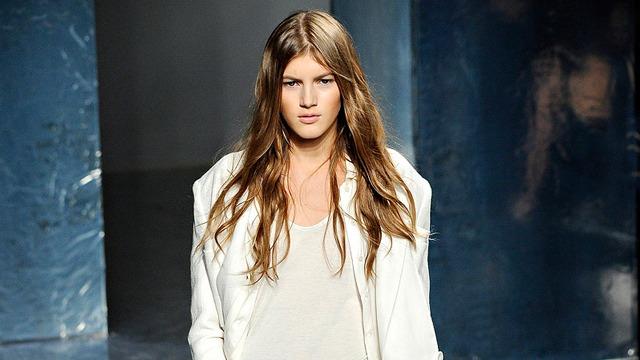 2012 runway hair trends