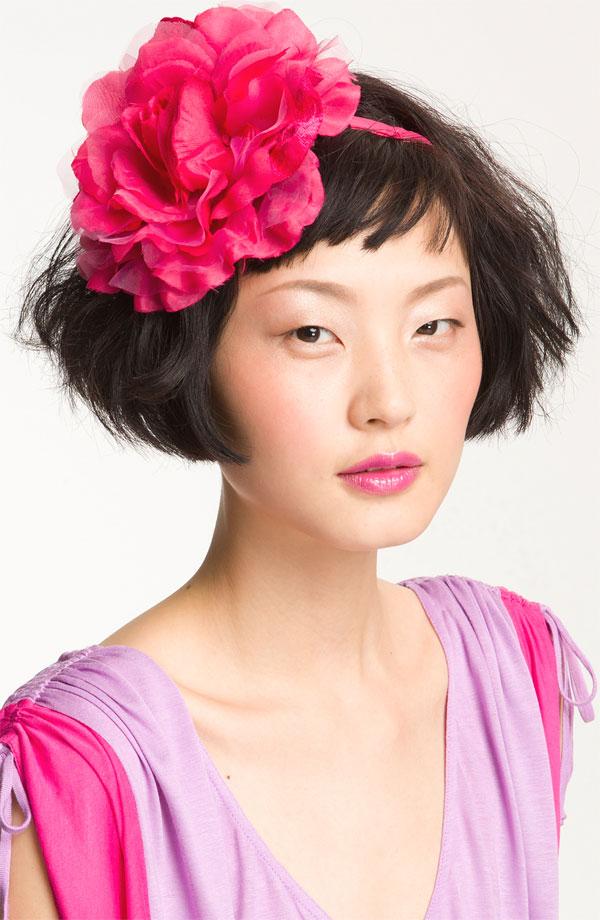 flower headband hair accessory