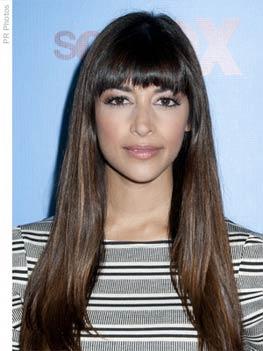 Astonishing 20 Hairstyles That39Ll Make You Want Long Hair With Bangs Short Hairstyles Gunalazisus