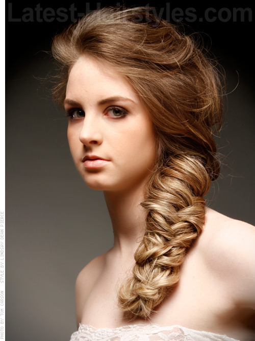 30 Beautiful And Trendy Bridal Hairstyles