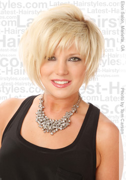 Short Hairstyles 2014 Women Over 50