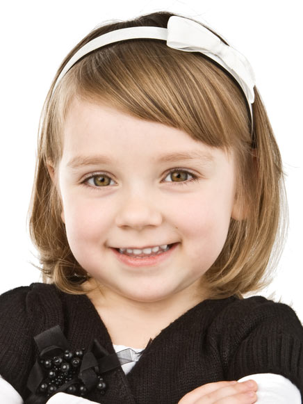 Cute Bob Haircut For Little Girls: Bob Hairstyles For Kids