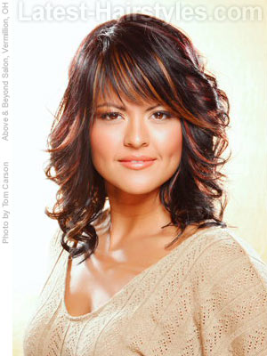 Cool Wispy Bangs Pictures How To39S And Tips For Light Bangs Short Hairstyles For Black Women Fulllsitofus
