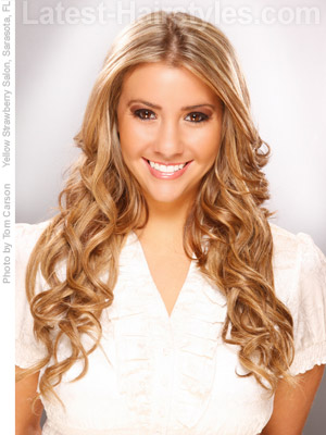 Wondrous 19 Unbelievably Easy Hairstyles For Long Hair Hairstyles For Women Draintrainus