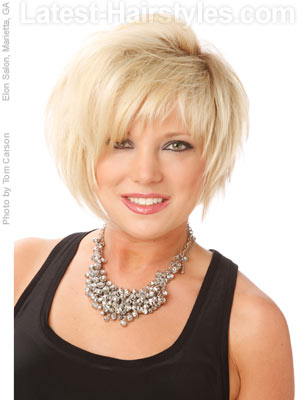 Choppy Bangs - Pictures, Trends and Styling How To's