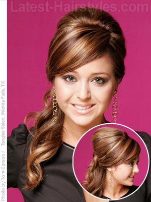 Miraculous 11 Romantic Side Ponytails For Long Hair Short Hairstyles For Black Women Fulllsitofus