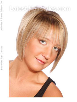 Terrific Wispy Bangs Pictures How To39S And Tips For Light Bangs Hairstyles For Women Draintrainus
