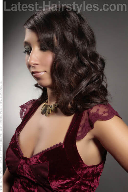 Strange 25 Chocolate Brown Hair Color Ideas Youll Really Love Short Hairstyles Gunalazisus