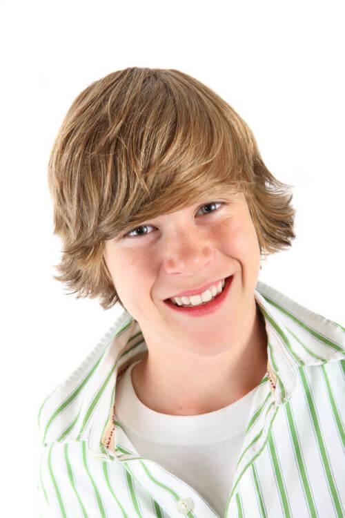 Enjoyable 18 Fresh Boys Haircuts For 2017 Hairstyles For Women Draintrainus