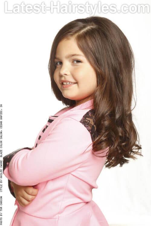 Super 20 Adorable Hairstyles For Little Girls Short Hairstyles For Black Women Fulllsitofus