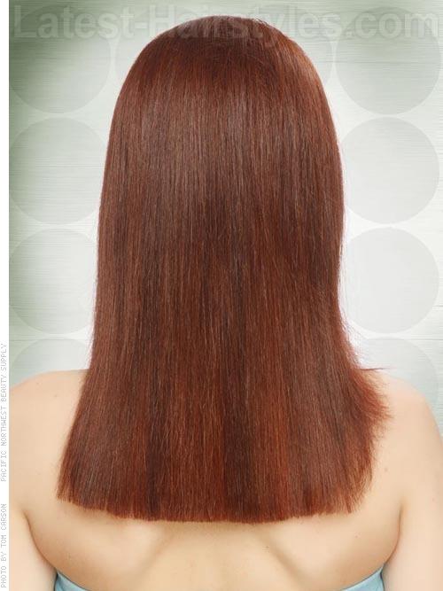 medium layered haircut for thin hair 2