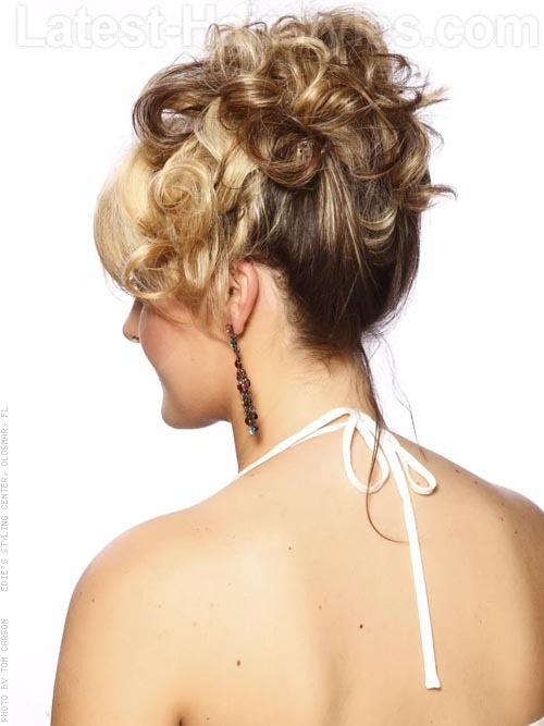 Wondrous The 25 Most Beautiful Updos For Medium Length Hair Short Hairstyles Gunalazisus