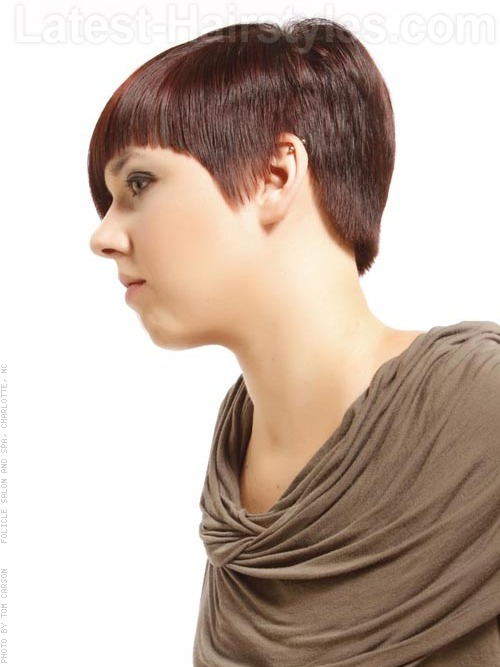 creative brunette forward swept cut 2